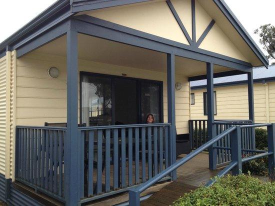 Denmark Rivermouth Caravan Park: 2 bedroom unit