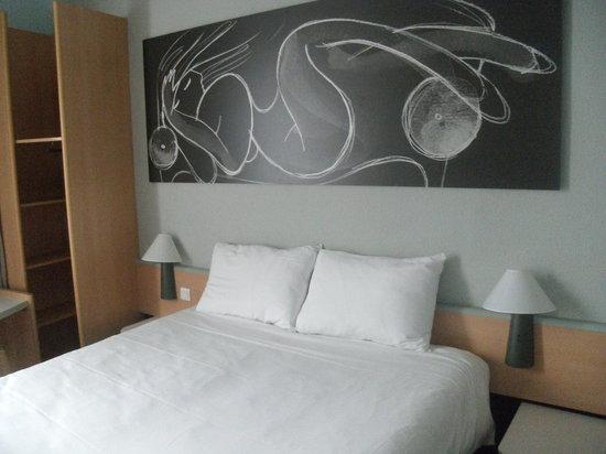 Hotel ibis Daumesnil Porte Doree : CHAMBRE