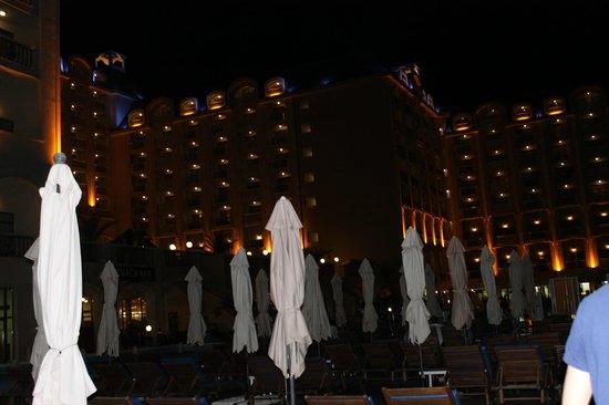 Melia Grand Hermitage: the hotel