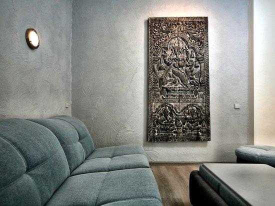 Seagulls Garret Hostel: Design