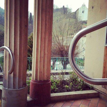 Hotel Axat: mairie