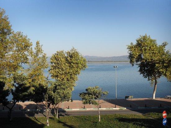 Cem Hotel: balcony view