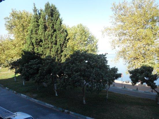 Cem Hotel: balcony view 3