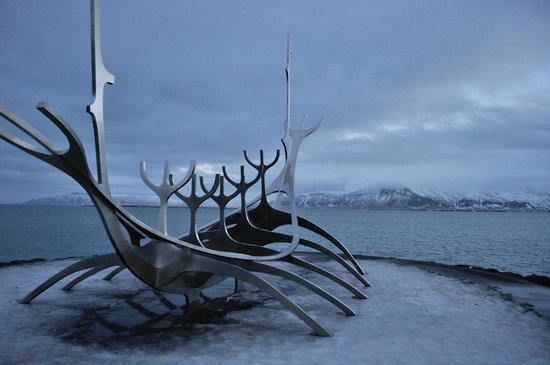 Iceland Travel - Day Tours: Reykjavik - Viking Boat