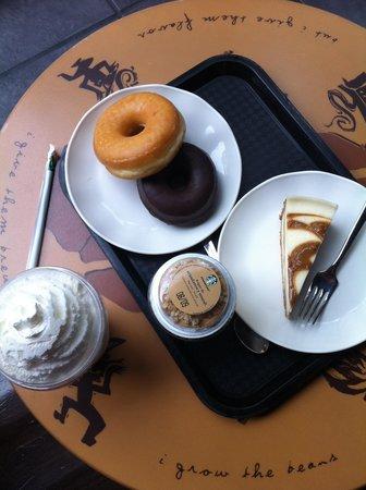 Starbucks: colazione