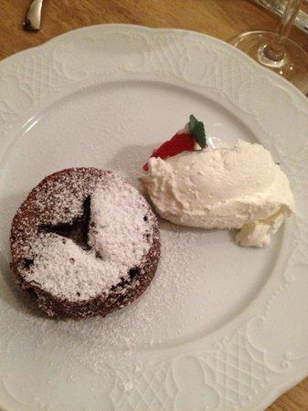 Les Rillettes : Benoit is brilliant with chocolat