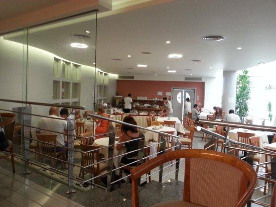 Maritina Hotel : Breakfast area
