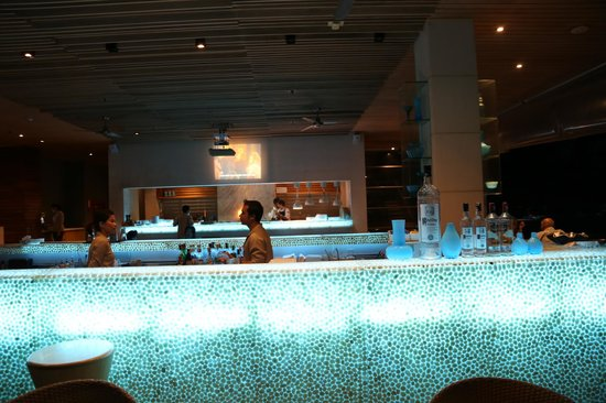 Renaissance Phuket Resort & Spa: Bar