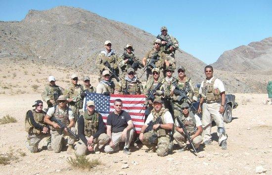 Vegas Tactical Adventures