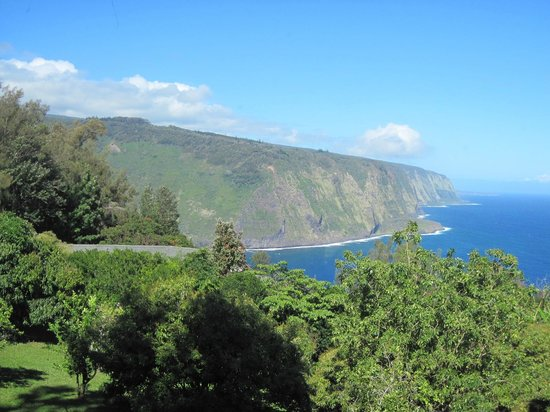 Hale Kukui: Spectacular view