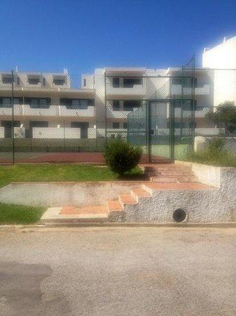 Albufeira Jardim - Apartamentos Turisticos: tennis courts