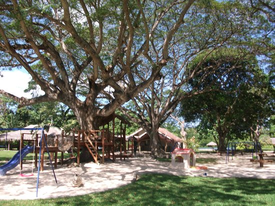 Cocomo Resort: wide spaces for kids