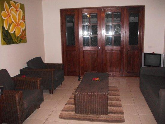 Cocomo Resort: 2 bdr apartment