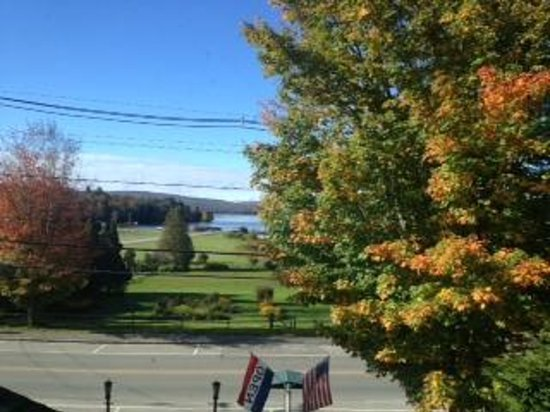 North Country Inn B&B: Great View