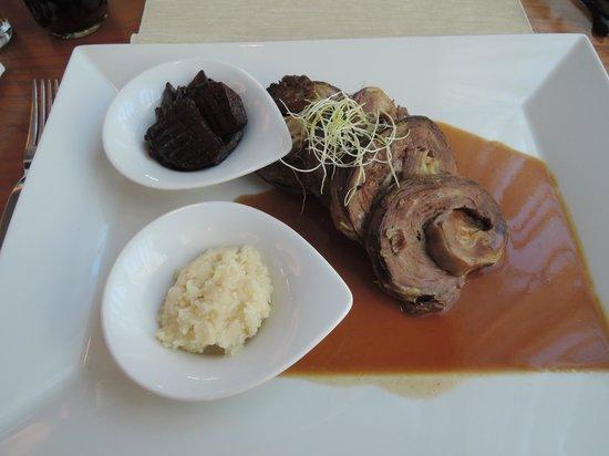 Restaurant Bohem : Beef belly