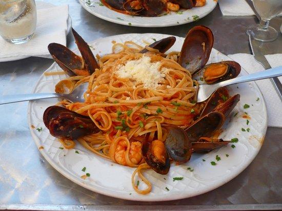 Little Italy: Pasta 1