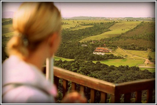 African Array Lodge: The beautiful view