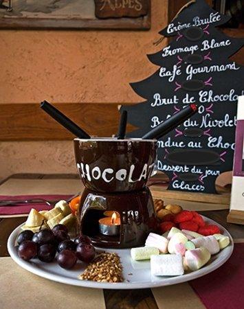 Le Caribou: dessert