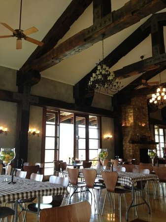Laurance of Margaret River: A magnificent interior.