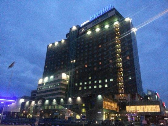 Milan Hotel: Exterior Hotel Milan