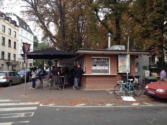 aroma frankfurt am main restaurant bewertungen