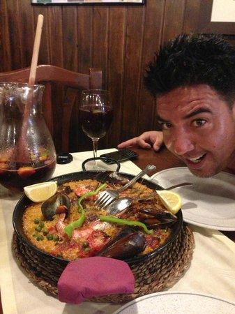 La Bodega Restaurants : una comidita muy rica