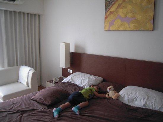 Sathorn Grace Serviced Residence: Une petite sieste