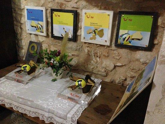 Son Trobat Hotel Rural: premios