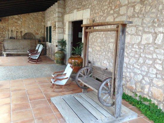 Son Trobat Hotel Rural: exteriores