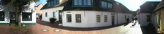 Greetsiel, Tyskland: Kattrepel