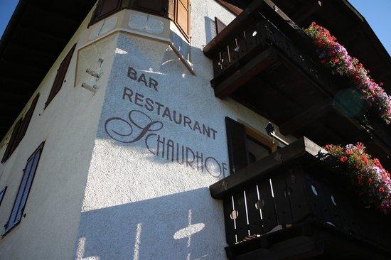Hotel Restaurant Schaurhof: Empfehlenswert