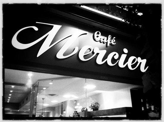 Cafe Mercier: Café Mercier, 17 rue de la Liberté, Nice