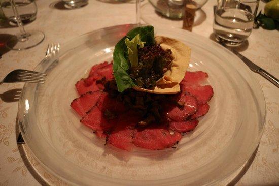 Hotel Restaurant Schaurhof: Kulinarischer Genuss