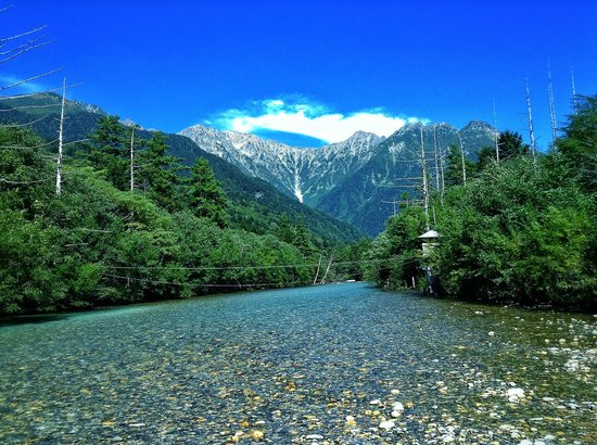 Taisho Pond - Picture of Kamikochi, Kamikochi - TripAdvisor
