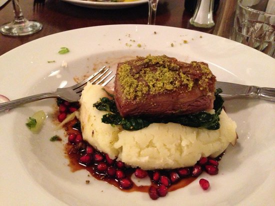 Atina Kitchen: Lamb