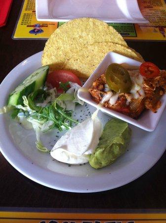 Loco Mexicano: Tacos