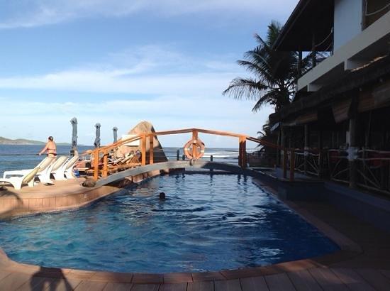 Patatran Village Hotel: piscine du Patatran