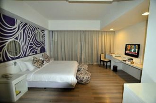 Batik Boutique Hotel: Room