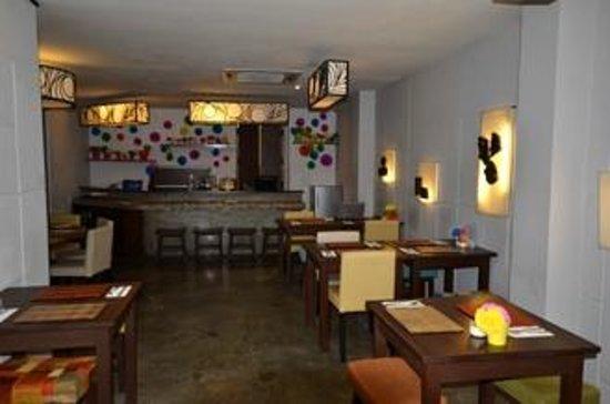 Batik Boutique Hotel: Restaurant
