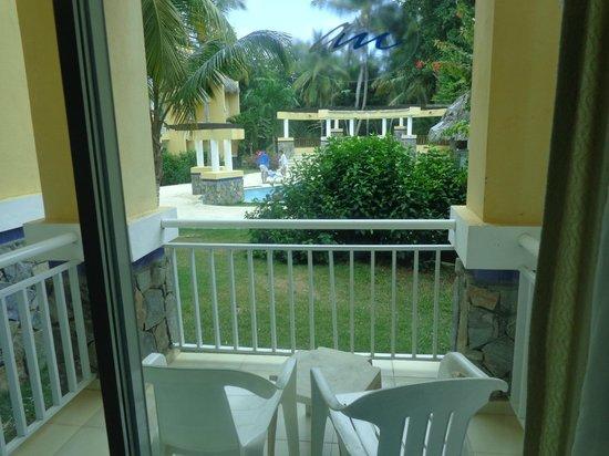 Grand Paradise Samana: view from room