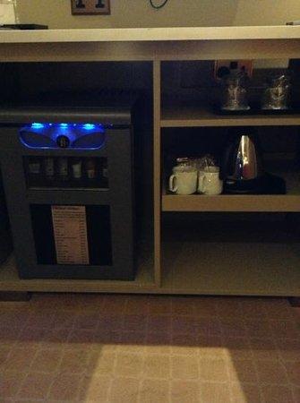 Hayes, UK: Mini fridge