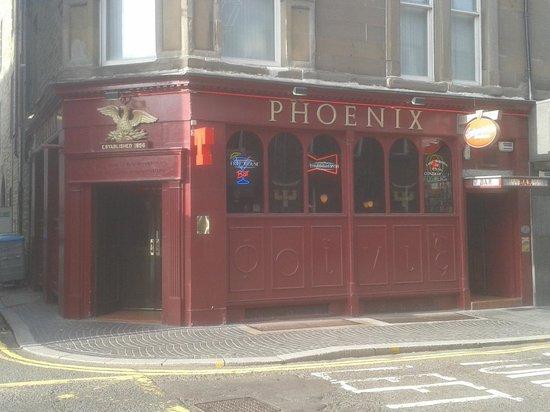 The Phoenix: Phoenix Bar