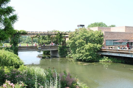 Chicago Botanic Garden, Garden Cafe And Grille