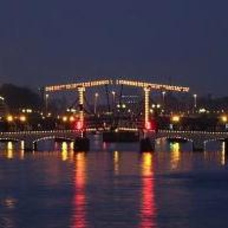 Prinsenstede Lodging Amsterdam: Magere Brug