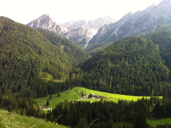 Drau Cycle Route: Boschi in Val Pusteria