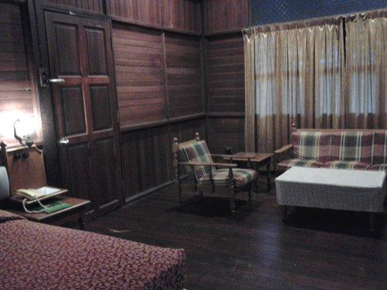 Kampung Tok Senik Resort Langkawi : Living room