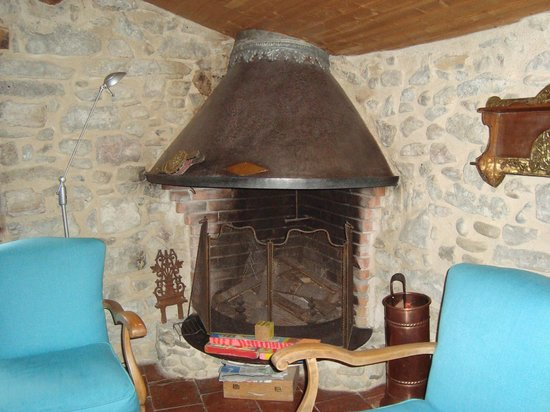Riverside-Home-Cottage: Le coin salon