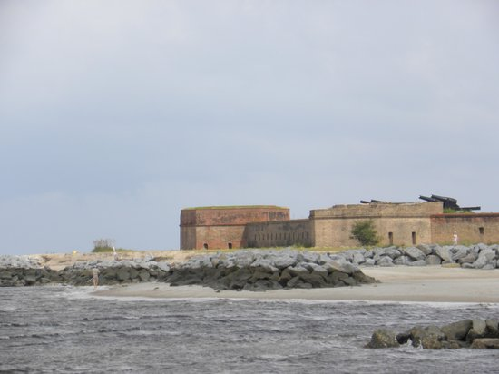 Fort Clinch State Park: Fort Clinch