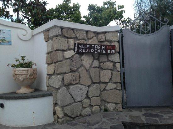 Villa Tara: descrizione della strutture: B&B