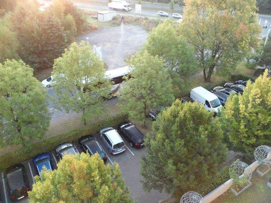 Mercure Hotel Hannover Oldenburger Allee: Estacionamiento